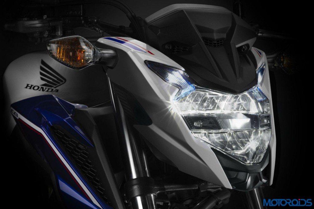 2016 Honda CB500F - Official Images - 2