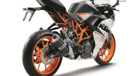 2016 KTM RC390 revealed at EICMA, gets slipper clutch and ride-by-wire, drops underbelly exhaust