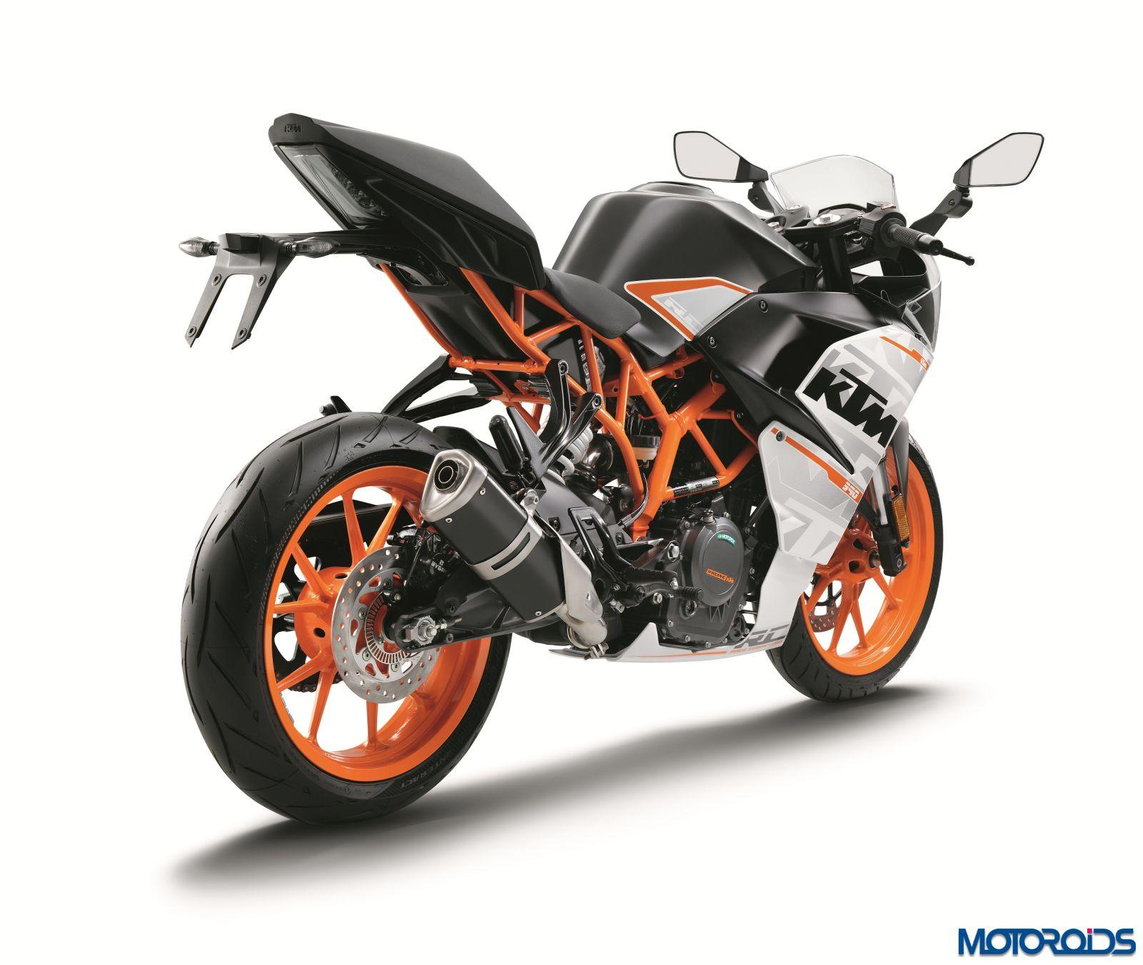 2016 KTM RC390 - 1