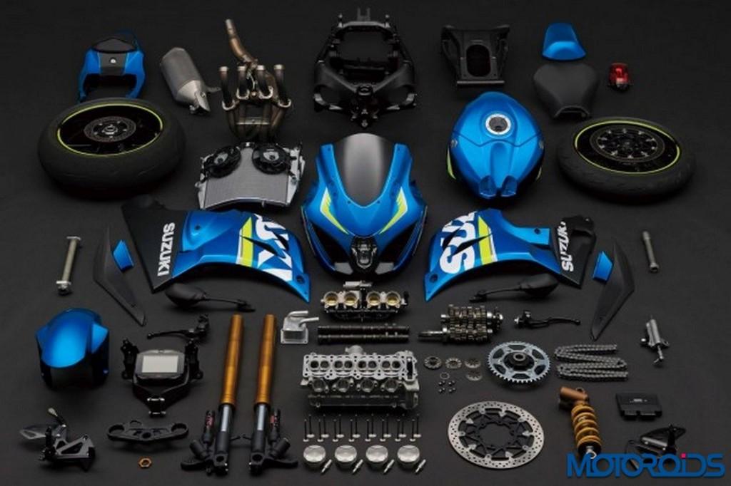 2016 Suzuki GSX-R1000 - Concept - Official Images - EICMA (6)