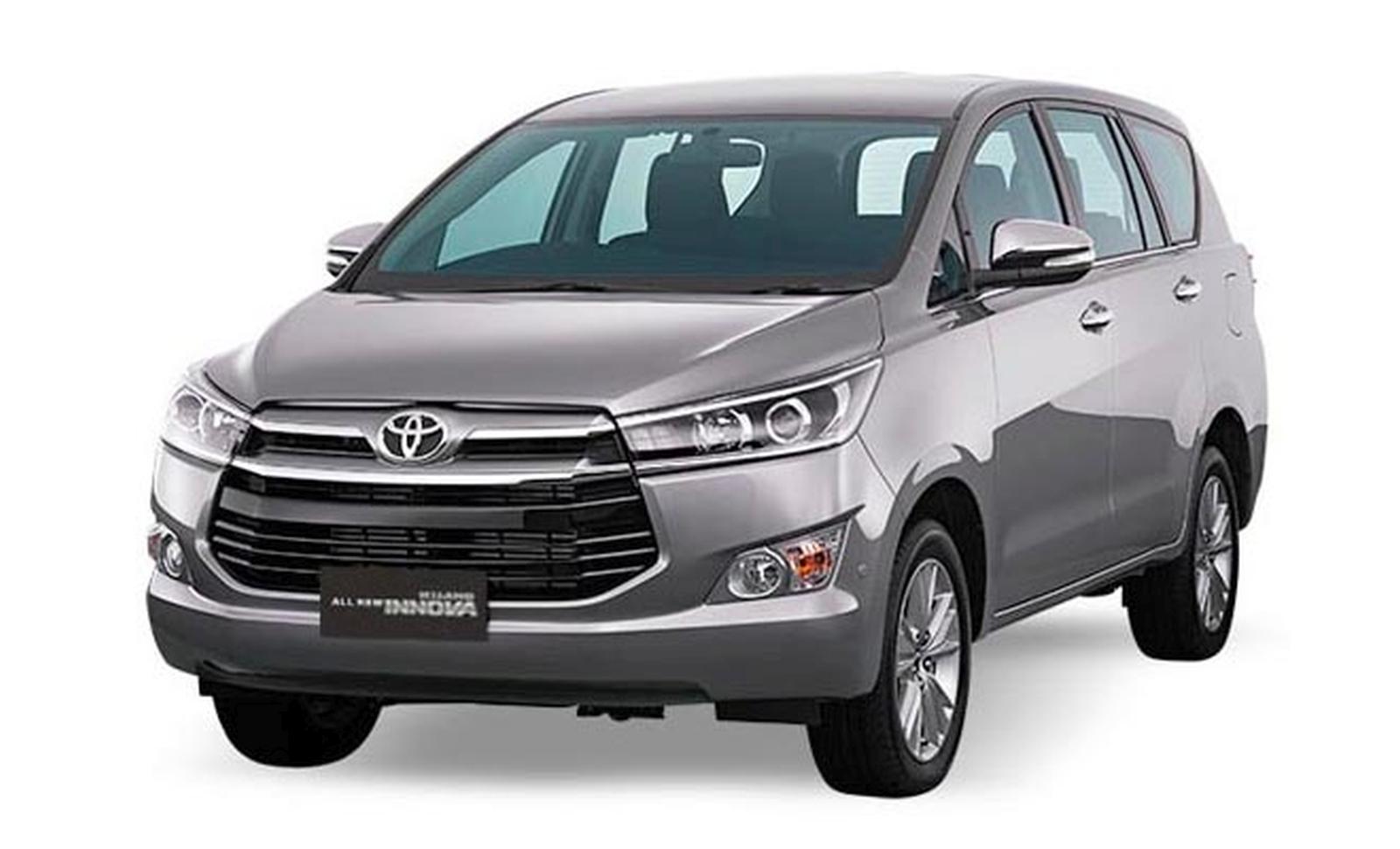 2016 Toyota Innova 21