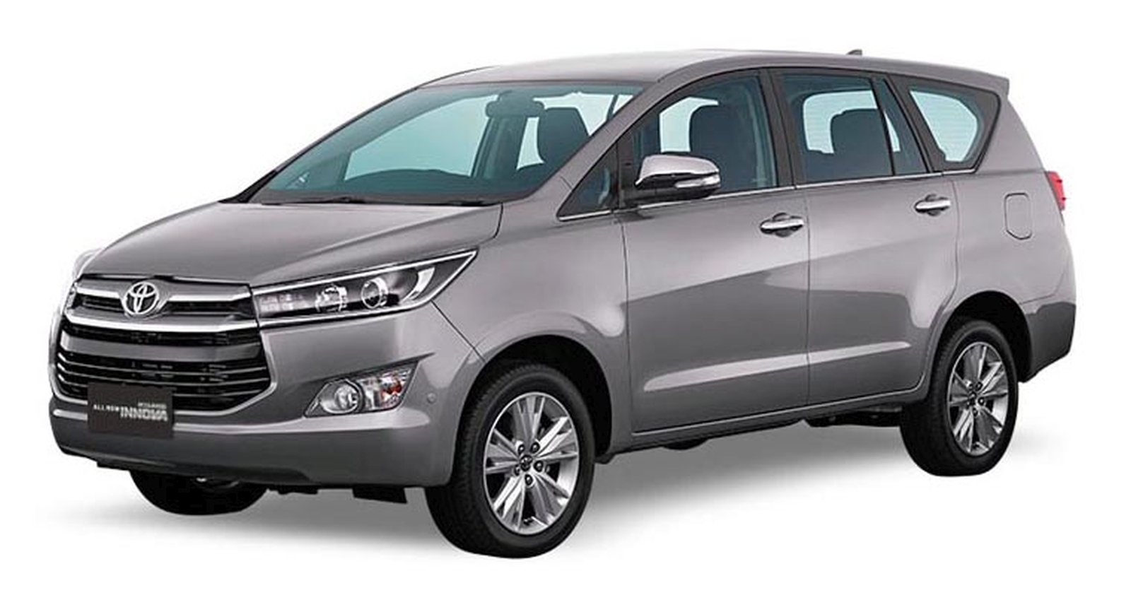 2016 Toyota Innova officially revealed: Images, details ...