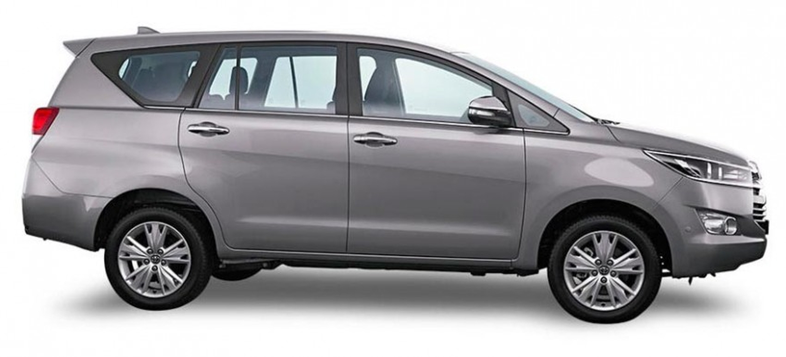 2016 Toyota Innova Officially Revealed Images Details