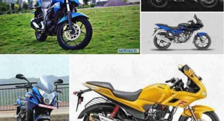 5 cheap thrill bikes collage