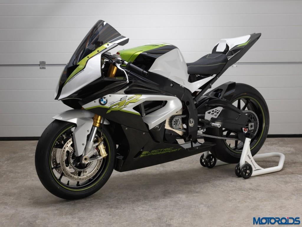 BMW Motorrad eRR supersport electric motorcycle (3)