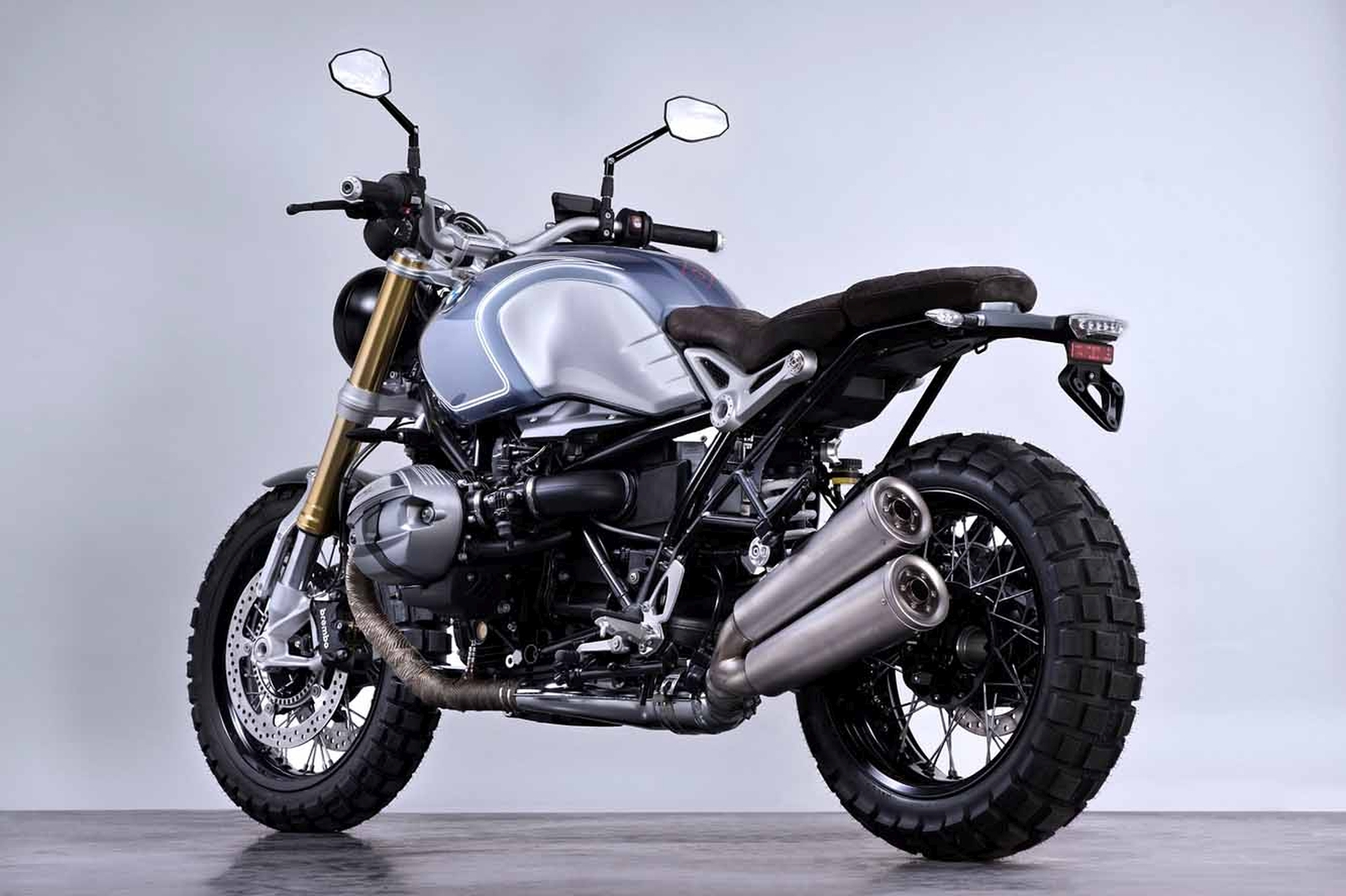 video is this the bmw r ninet scrambler expected at eicma motoroids. Black Bedroom Furniture Sets. Home Design Ideas