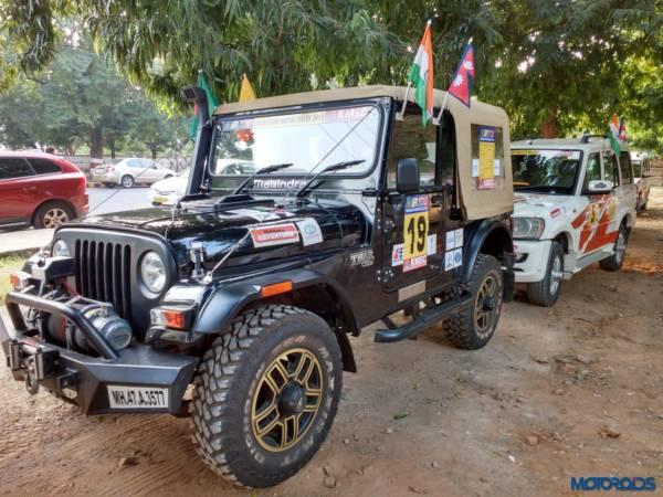 Bangladesh Bhutan India Nepal Rally 2015 - bhubaneshar (5)