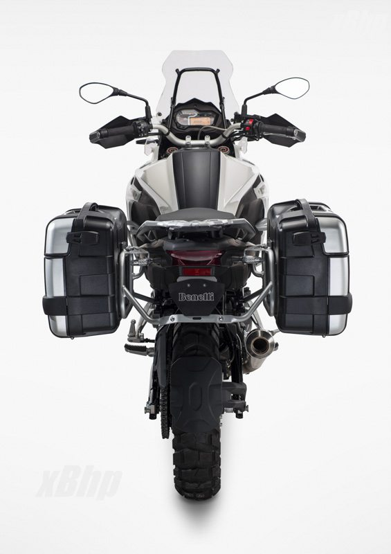 Benelli-Trek-502 - Unveiled at EICMA 2015 - 2