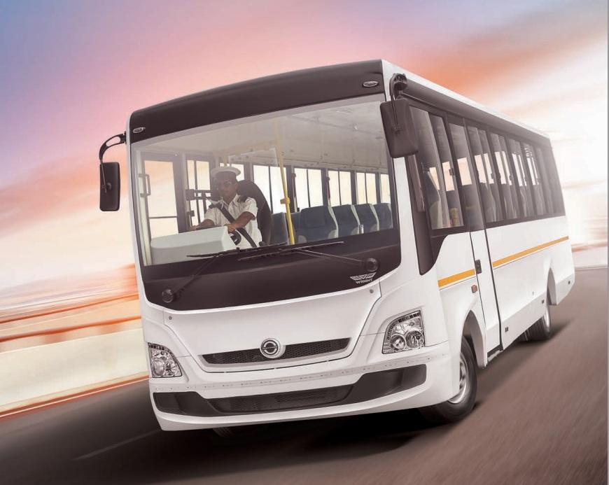 BhatarBenz Staff Bus