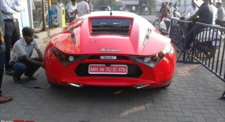 DC Avanti with Lamborgini badge (2)