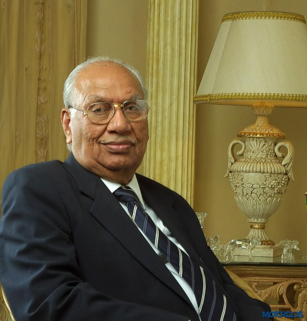 Dr. Brijmohan Lall