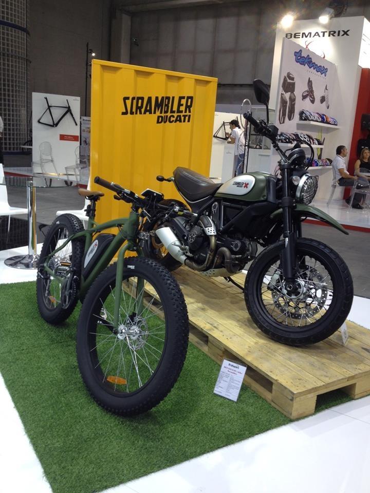 Ducati Fat e-Bike Scrambler (2)