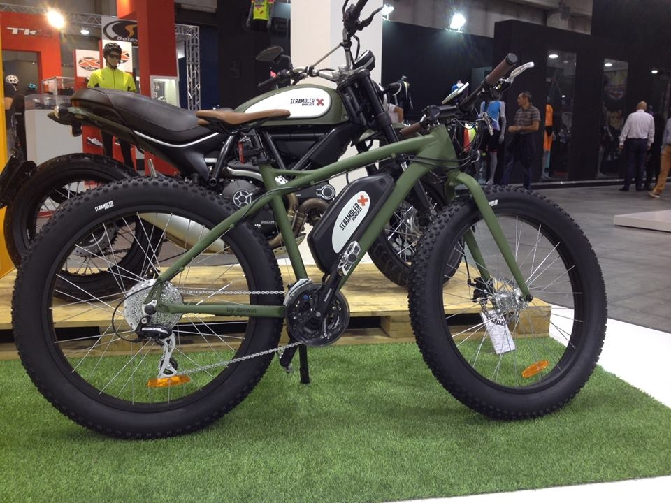 Ducati Fat e-Bike Scrambler (4)