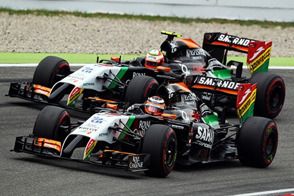 Force India (6)