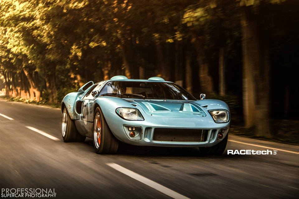 ford gt40 replica by racetech india 3