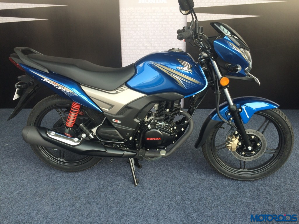 Honda CB Shine SP (20)