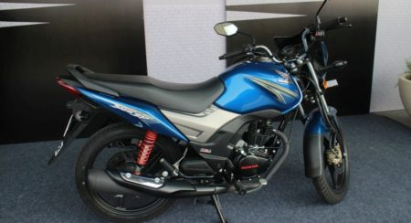 Honda CB Shine SP (27)