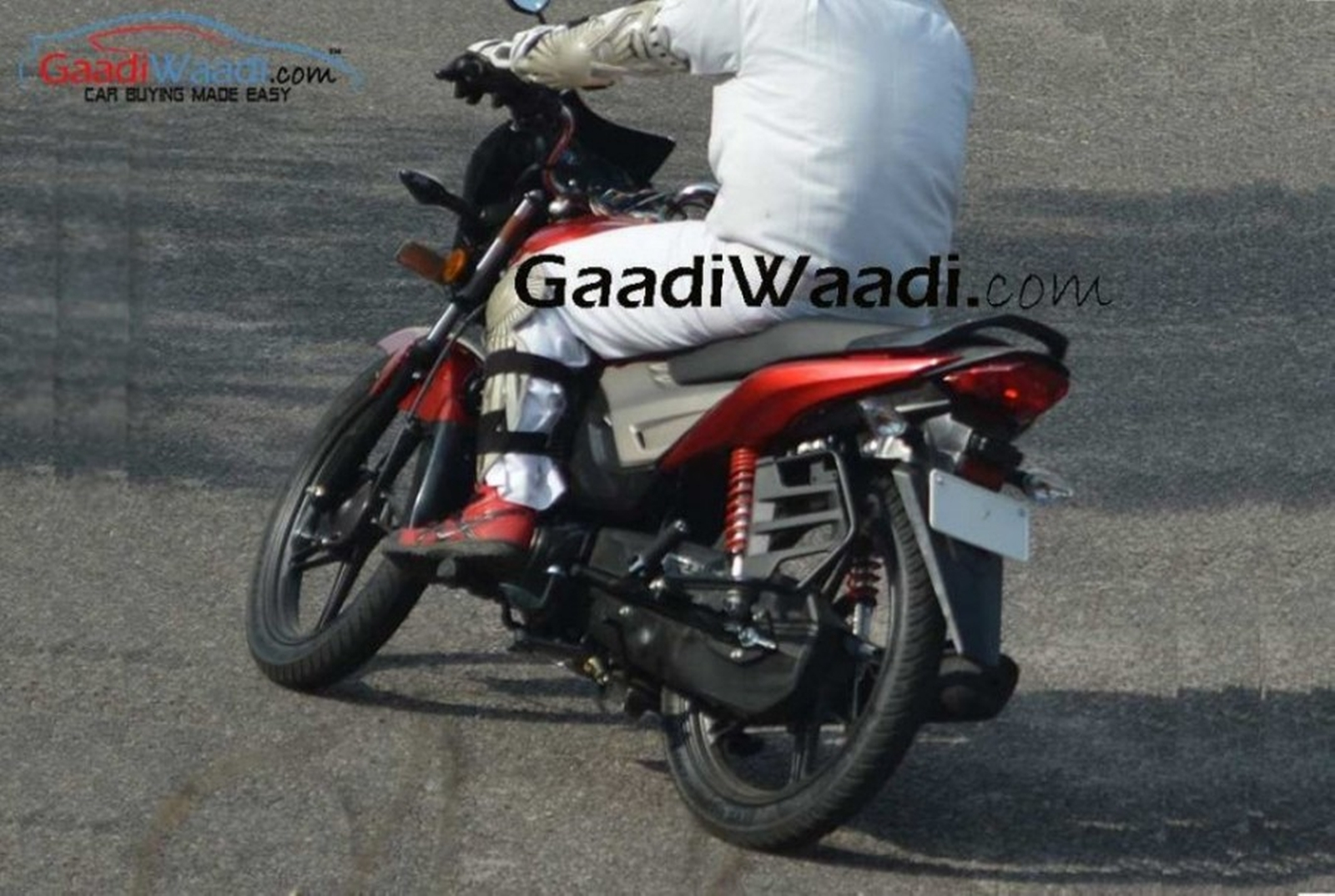 Honda To Launch The Cb Shine Sp On November 19 Spied Motoroids