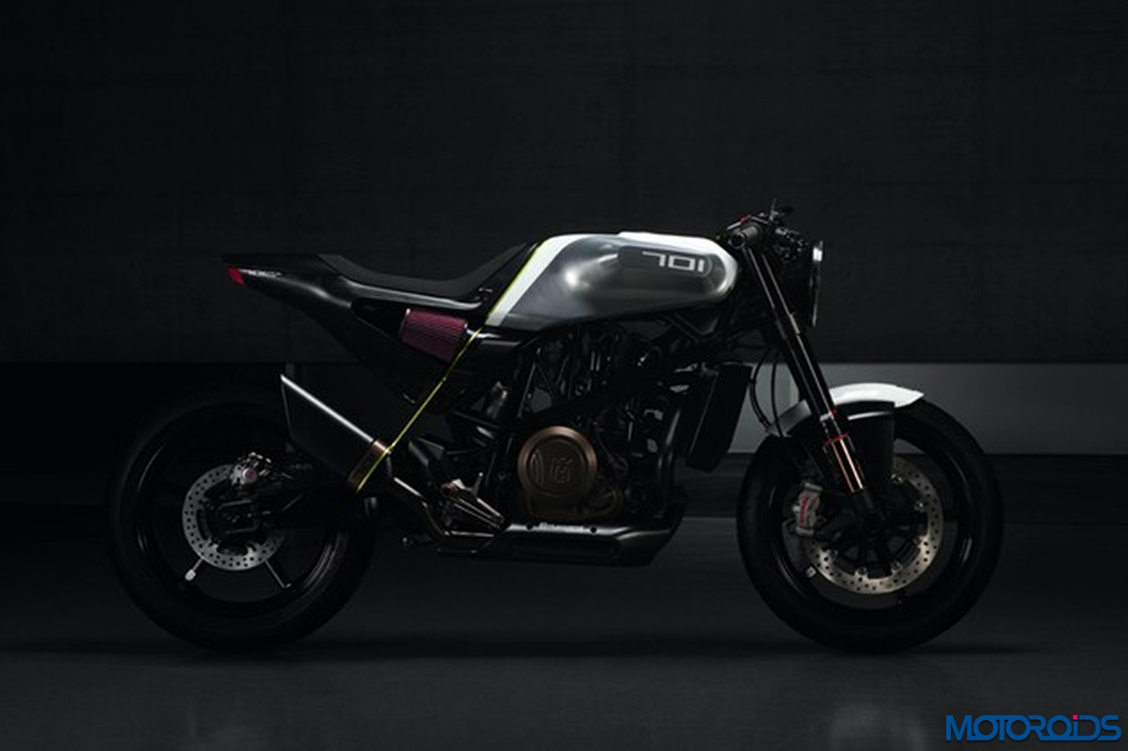 eicma 2015 husqvarna introduces vitpilen 701 concept. Black Bedroom Furniture Sets. Home Design Ideas