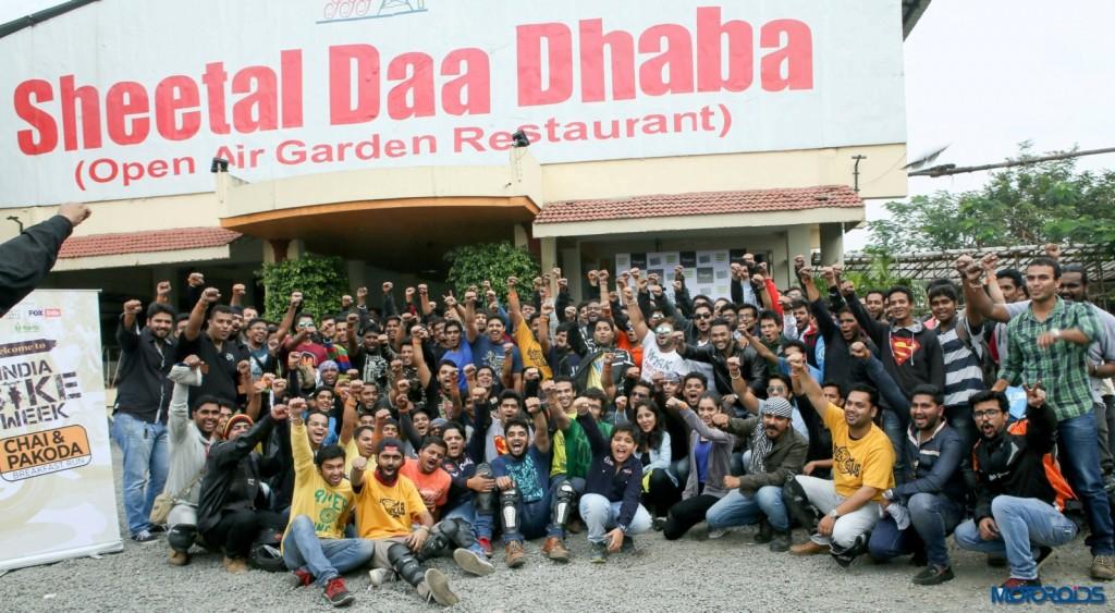 IBW chai and pakoda ride (3)