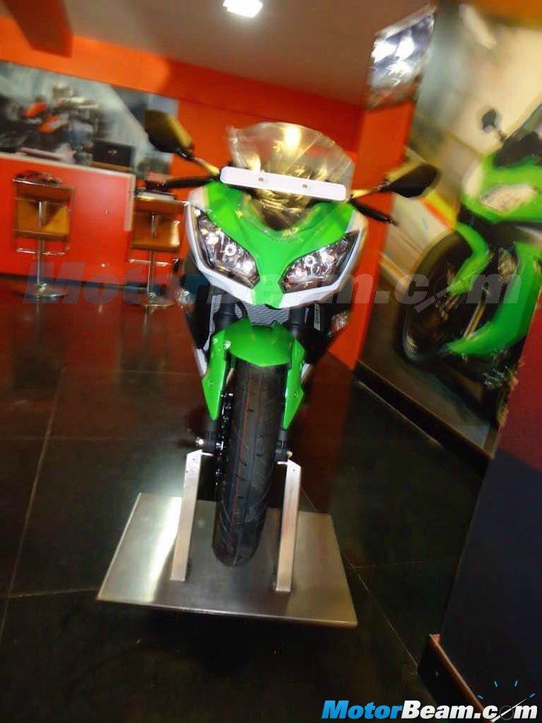 Kawasaki Ninja Special Edition - India - 3