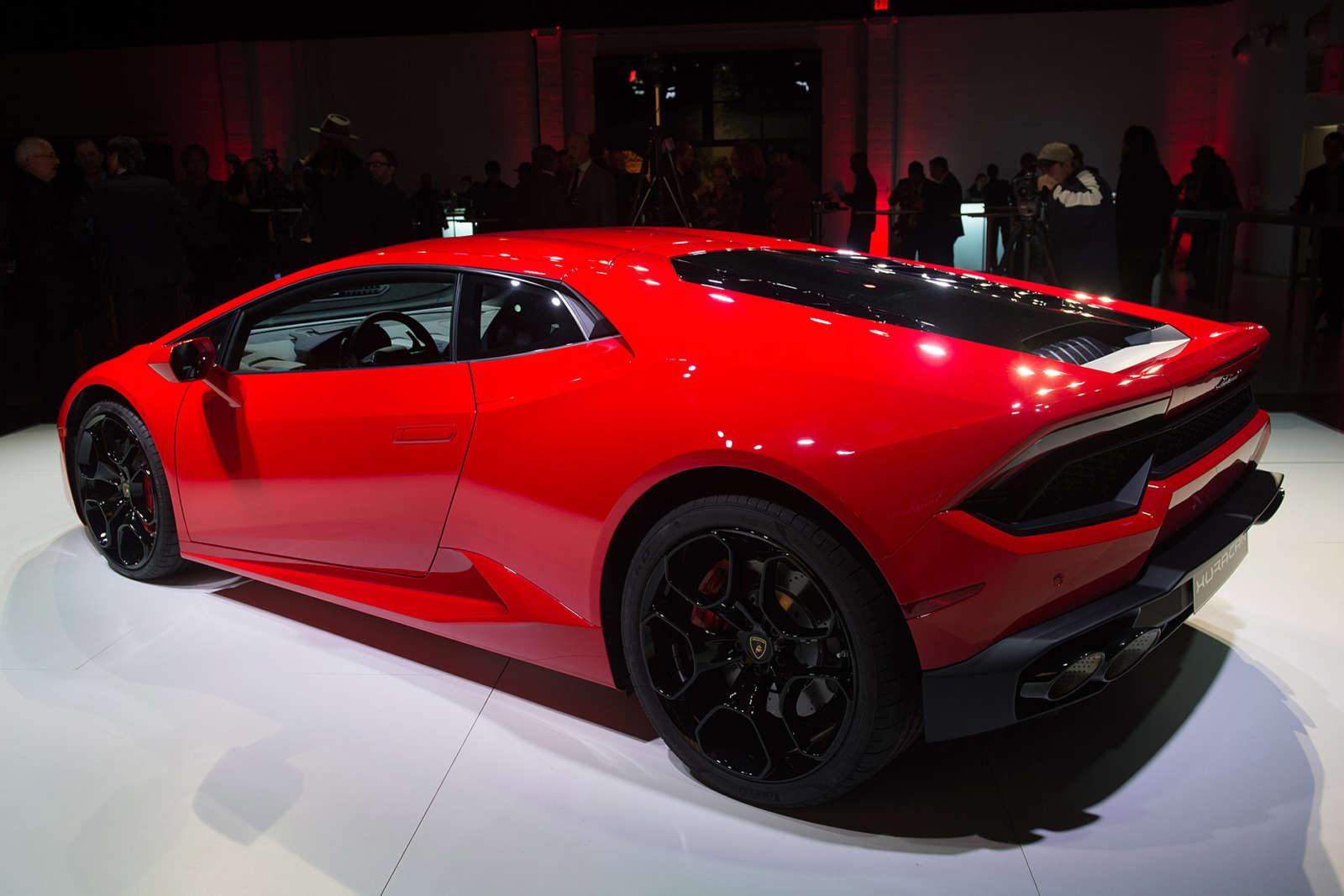 Lamborghini Huracán LP 580-2 (20)
