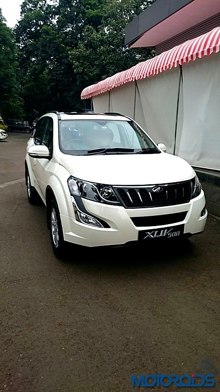 Mahindra XUV500 Automatic (AT) (8)