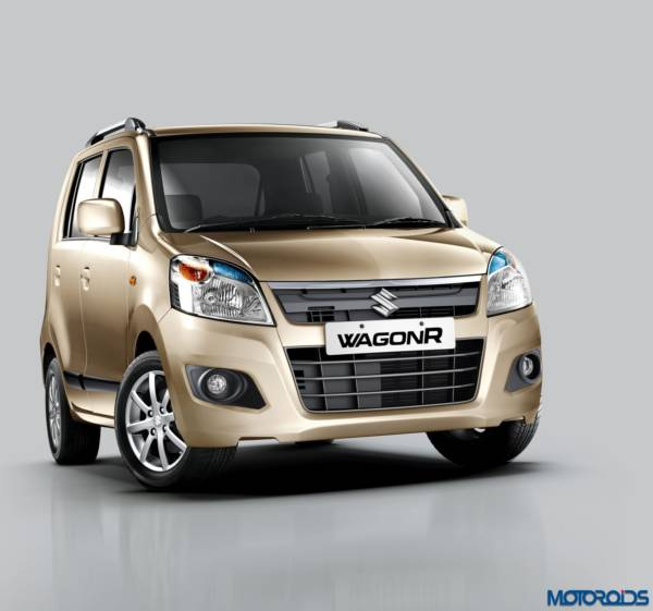 Maruti Suzuki WagonR – Auto Gear Shift (1)