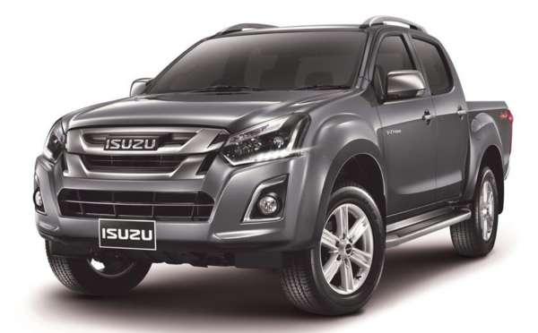 New 2015 Isuzu D-Max (5)