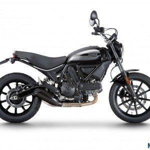 Ducati Scrambler Sixty Wet Weight