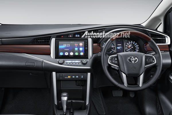 New Toyota Innova Interior