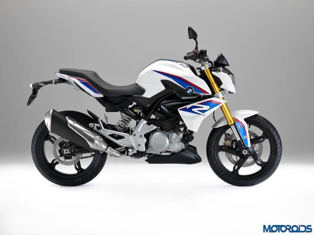 BMW G 310 R (K03) white
