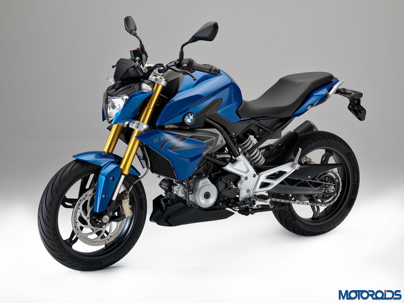 BMW G 310 R (K03) blue