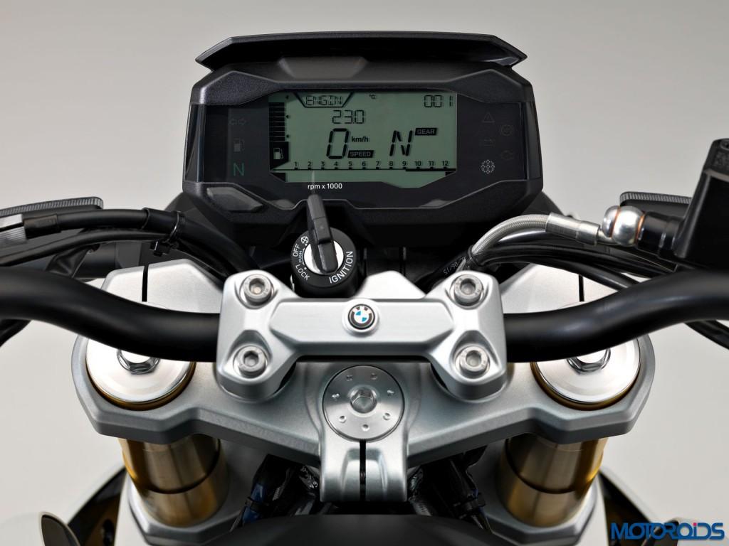 BMW G 310 R (K03) instrument cluster