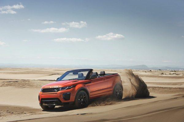 Range Rover Evoque Convertible (10)
