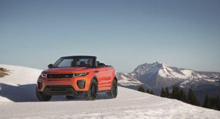 Range Rover Evoque Convertible (7)