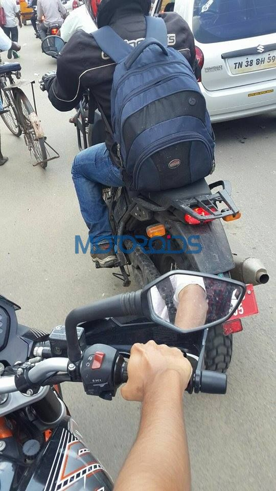 Royal Enfield Himalayan Spotted - Almost Production Ready (3)
