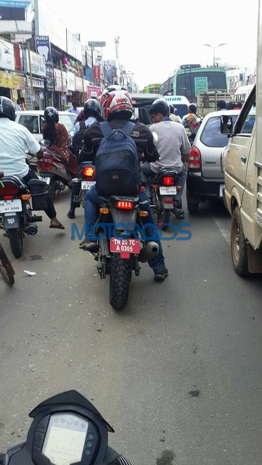 Royal Enfield Himalayan Spotted - Almost Production Ready (7)