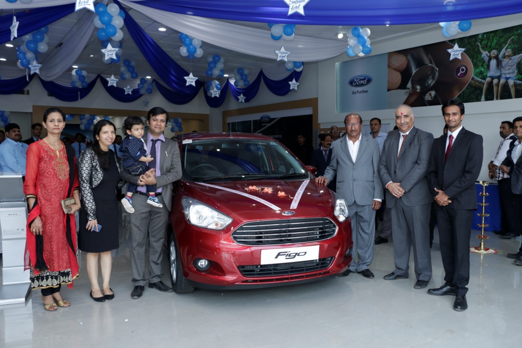 Ford Expands Reach In The Financial Capital Of India With New