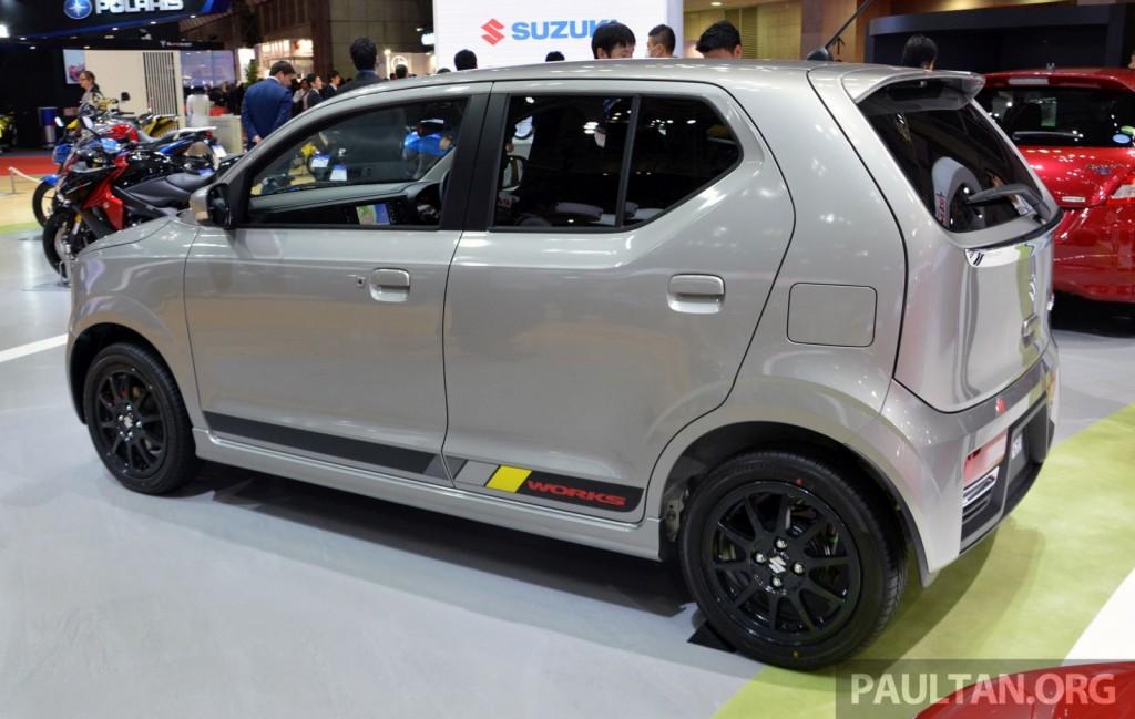 Suzuki Alto Works - 2015 Tokyo Motor Show (7)