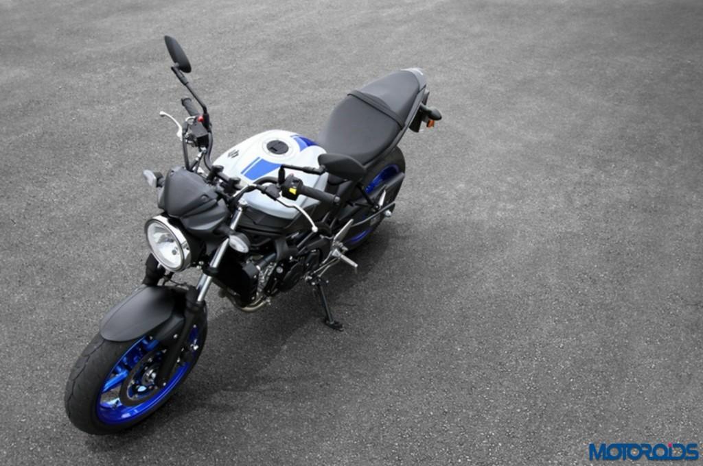 Suzuki SV650 (10)