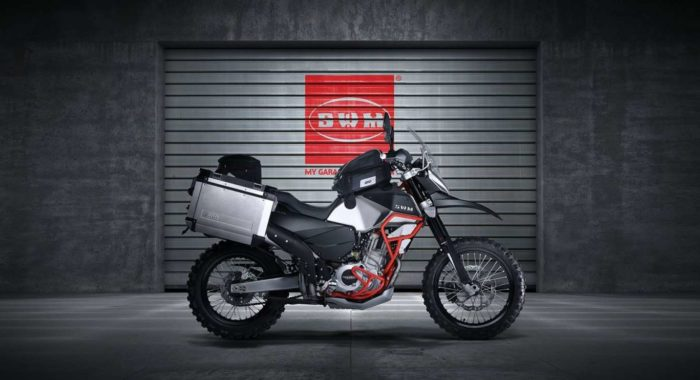SWM Motorcycles Coming To India; First Product To Be An Adventure Tourer