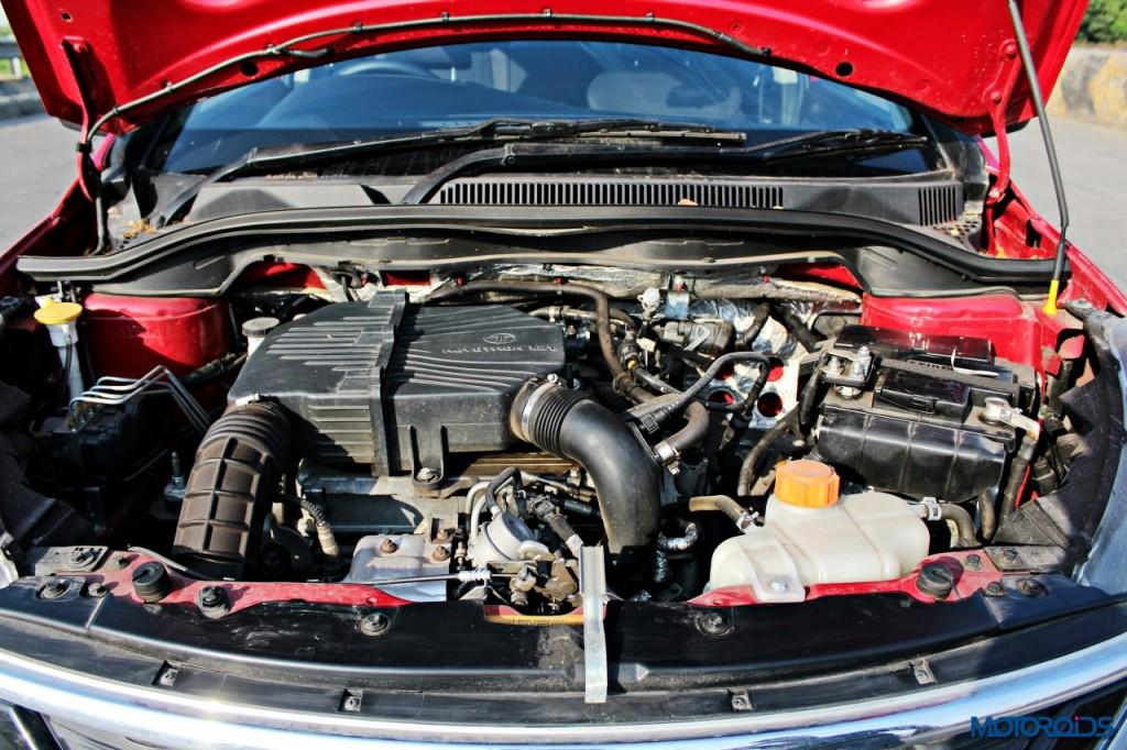 Tata Bolt revotron engine