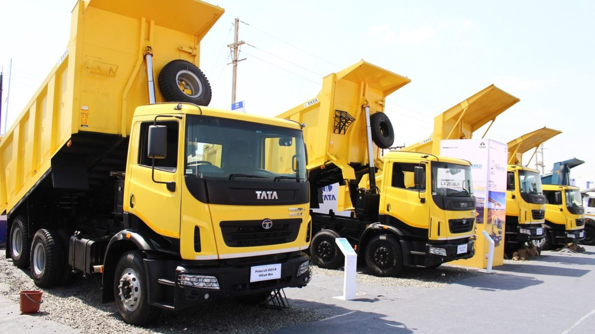 Tata Motors Truck World Advanced Trucking Expo commences in Gandhidham (1)