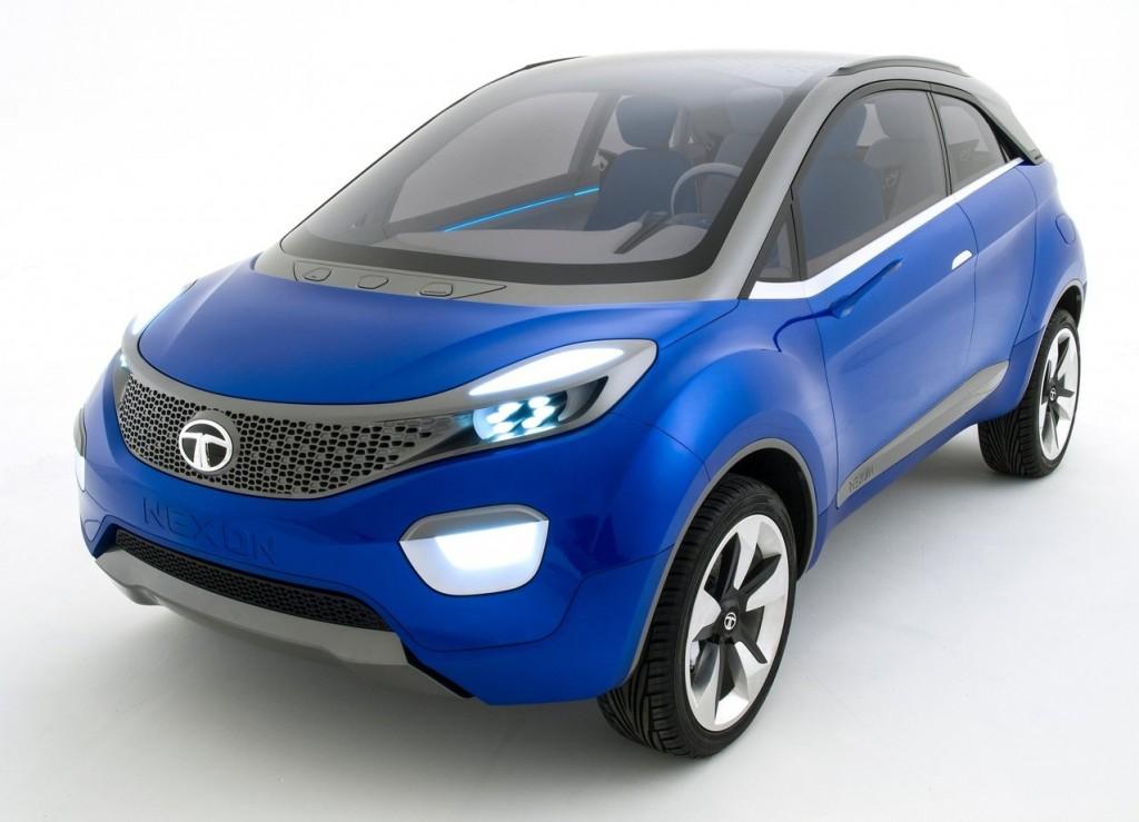 Auto Expo 2016: Tata to showcase Hexa crossover, Nexon ...