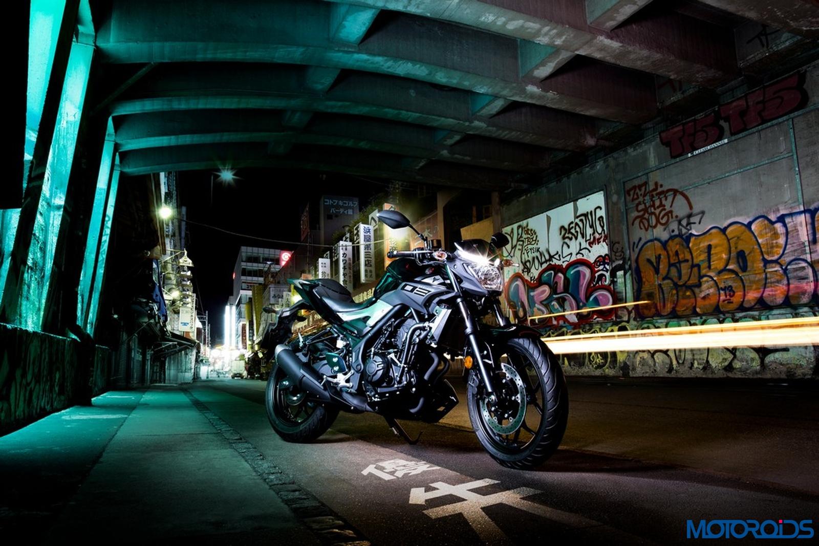 Yamaha MT-03 (14)