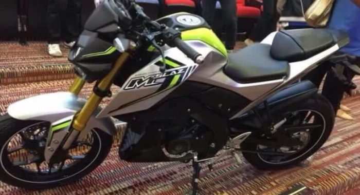 Yamaha MT 15 Facebook: VIDEO: Yamaha MT-15 / M-Slaz Previewed In Thailand
