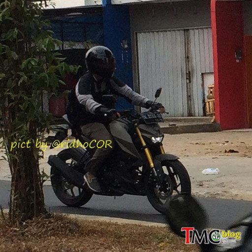 Yamaha MT-15 - Spied in Indonesia - 5