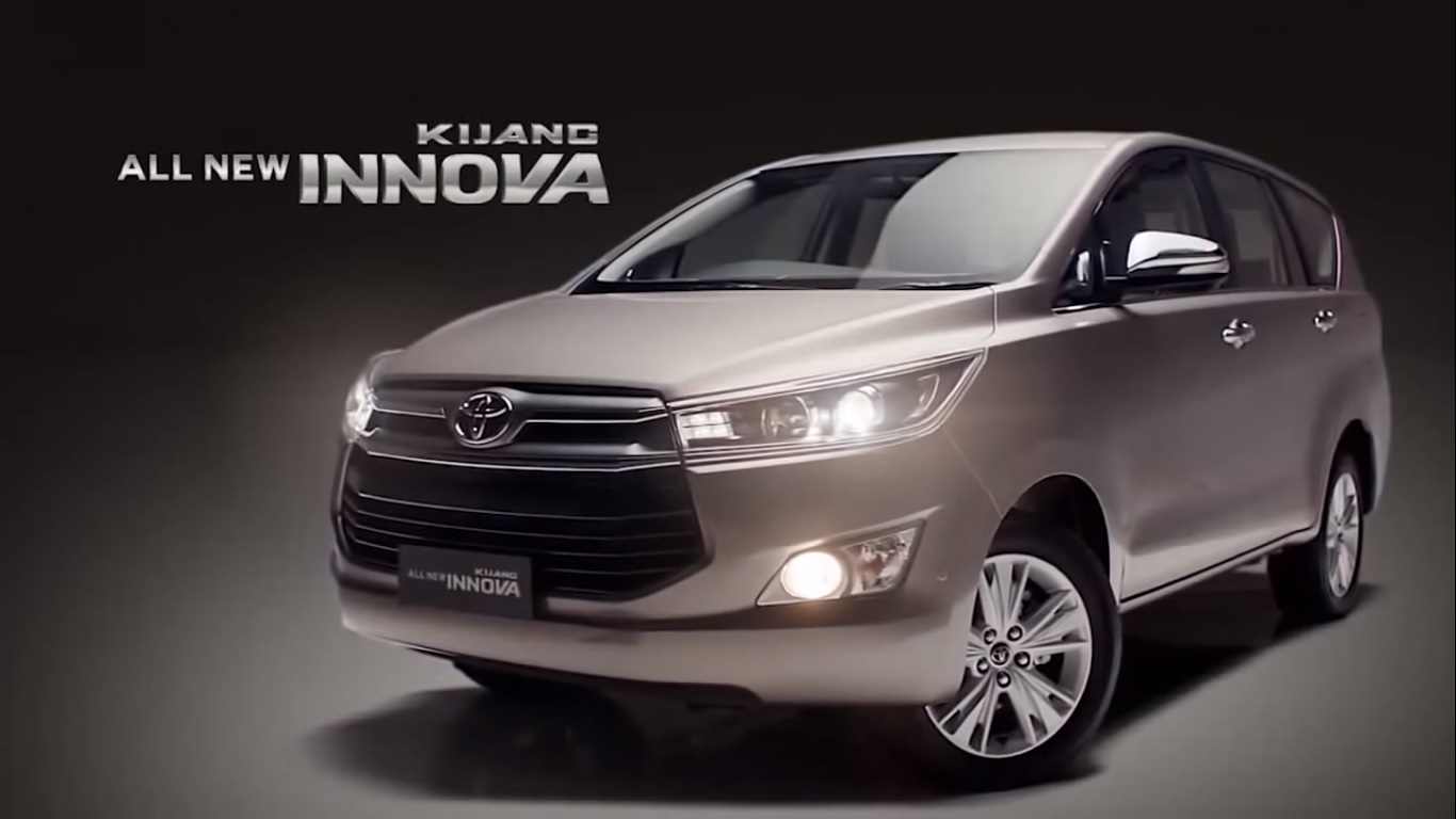 2016 Auto Expo Toyota To Showcase New Innova New
