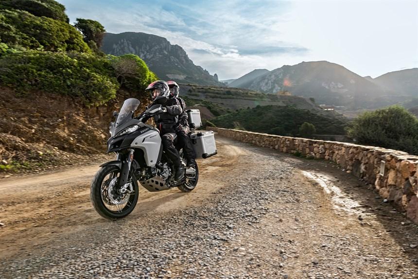 Ducati Multistrada Tour Packages